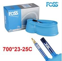 2pcs FOSS bike inner tube 700*23-25C F/V/A/V for road bike blow proof bo... - $30.00