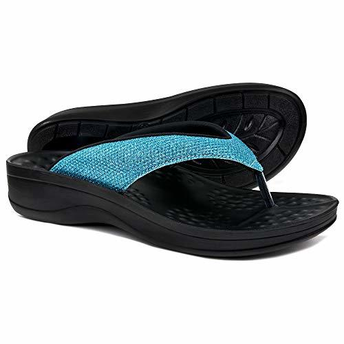 Flip Flop Sandals With Arch Support