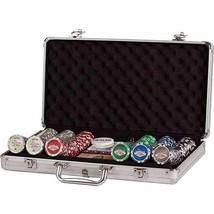 CHH Royal Flush 300-Piece 11.5 Gram Poker Chip Set  - $52.43