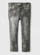 Cat & Jack Toddler Girls'Star Denim Skinny Jeans 2T or 3T NWT - $6.92+