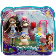 Enchantimals Paws for a Picnic Doll Set - $23.21