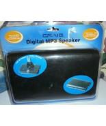 NEW Craig Digital MP3 Speaker CMA3006 Plays all MP3 and iPod via Headpho... - $12.73