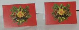 Natural Beauty Christmas Frameable 5X7 Christmas Card 3 Designs Package 6 image 2