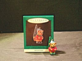 Hallmark Handcrafted Ornaments AA-191774F Collectible ( 3 pieces ) image 3