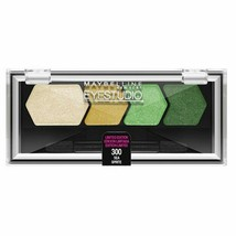 Maybelline New York Eyestudio Limited Edition Eyeshadow 300 Sea Sprite Green - $9.99