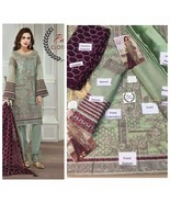 STITCHED Jazmin Maysoori- Full Embroidery- Latest HOT Sell Design - DHL ... - $65.16