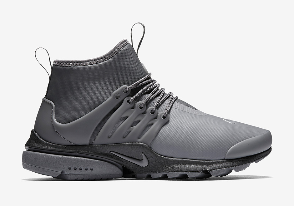 the latest fb29a e5e99 NEW NIKE AIR PRESTO Mid UTILITY 859527-001 US(wmn) sz  6