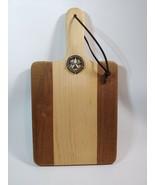 Custom Hand Crafted Cowboys Star Wooden Cutting Board by Richard Chestnut - $25.00