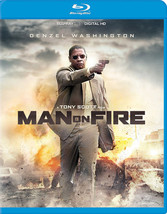 Man On Fire (Blu-Ray/Ws/Re-Pkgd)