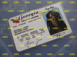The Walking Dead  Driver's License [ Michonne ] ( T2 ) B3G1F - $5.99