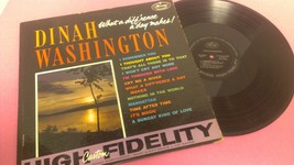 Dinah Washington - What Dfifference a Day Makes - Mercury Records - Viny... - $9.89