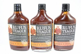 Rufus Teague Sauce Bbq Touch O Heat - $35.05
