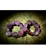 SOLOMON'S RED DEMON KING Magickal Ruby Bracelet izida haunted no Djinn - $477.00