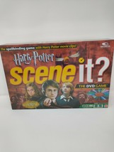 Harry Potter Scene It? The DVD Board Game 100% Complete - $12.19