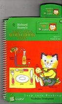"LeapFrog  -  Richard Scarry's "" Best Little Word Book Ever"" - LeapPad - $4.75"