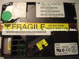 IBM DCHS-04U 4GB SCSI 68 PIN 3.5in Drive Tested Free USA Ship Our Drives... - $24.95
