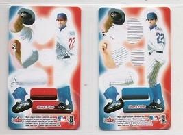 2003 Fleer 3D 2 Card Set Mark Prior #s 69 and 70 Chicago Cubs - $1.19
