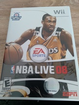 Nintendo Wii NBA Live 08 ~ COMPLETE image 1