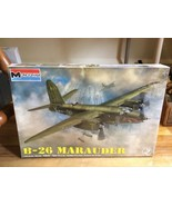 RARE 2009 Monogram Revell 1:48 Scale B-26 Marauder Model Kit [#85-5529] ... - $62.95