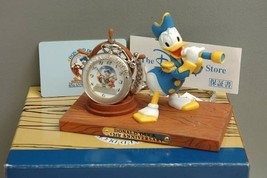 1999 Disney Store Donald Duck 65th Anniversary Quartz Watch 800Item limited - $391.05