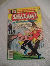 SHAZAM the worlds mightiest mortal #22 vf condition 1976 dc comic book - $49.99