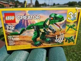 LEGO Creator Mighty Dinosaurs 31058 Build It Yourself Dinosaur Set, Crea... - $14.50
