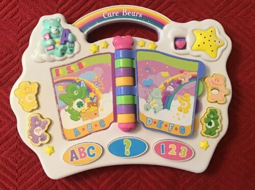 Care Bears Electronic Talking Musical Story Book by Play Along - CP14405