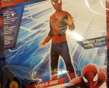 The Amazing Spider-Man 2 Costume Muscle Chest Size M 8/10 Boys (For 5-7yrs)
