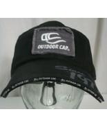 Outdoor Cap Company Since 1977 Cap Hat Strapback Black NEW - $13.85