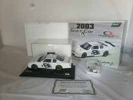 Dale Earnhardt Jr. #8 Chance 2 2003 Test Car 1:24 Revell Collection - $27.71