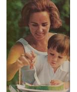 1968 Ethel Skakel Bobby Kennedy Vintage Article from Good Housekeeping 1... - $10.30