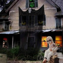 Halloween Ghost Hanging Decorations Scary Creepy Indoor/Outdoor Home Pro... - $9.98