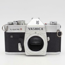 Vintage Yashica TL Electro X Film Camera Body Only 35mm - $14.84