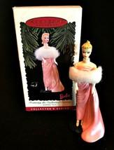 Hallmark Keepsake Ornament Enchanted Evening Barbie Doll Collectors Seri... - $11.88