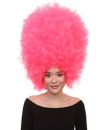 Super Size Jumbo Afro Wig Collections | Oversized Party Afro Wig Multiple Colors - $36.85