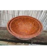 Vintage Orange Speckle Confetti Melmac Apollo Ware Nesting Mixing Bowls ... - $50.00