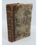 Gottlieb Wilhelm Habener SATIREN Dritte Auflage (Third Edition) 1757 Lei... - $296.01