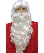 Morris Costumes Santa Set By168 White - $60.50