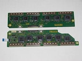 PANASONIC TH-42PX80U SU & SD BUFFER BOARD SET TNPA4399 1 & TNPA4400 1