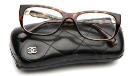 Chanel 3286 c.714 Havana Eyeglasses Frame 53-17-140mm B36mm Italy - $240.09
