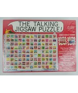 Buffalo Games The Talking Jigsaw Puzzle The Office Building Two-Sided 56... - $66.65