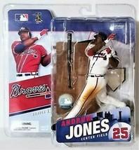 Andruw Jones Atlanta Braves McFarlane Variant Uniform Figure MLB NIB 2006 - $49.49