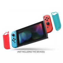 Fit For Nintendo Switch Joy-Con Controller Soft TPU Color Cover Sleeve P... - $2.63