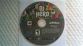 DJ Hero (Sony PlayStation 3, 2009) - $3.00