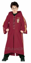 Harry Potter Quidditch Robe, Small, Large, Fancy Dress/Book Day Costume - $42.79