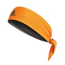 adidas Tennis Tieband Reversible Bandana Unisex Sports Headband Orange EA0402 - $20.50