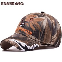 New Arrive Deer Cap Camouflage Embroidery Baseball Cap Men Women Casual ... - $10.70