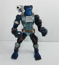 Marvel X-Men Tech Gear Beast with Canon Launcher Action Figure NO ACCESS... - $22.39
