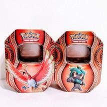 POKEMON Mysterious Powers Ho-OH GX & Marshadow GX Empty Tins for Trading... - $13.54
