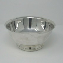 Harmony House Silver Plate 6.5″ Fruit / Salad Bowl by Gorham 1225S 10D - $24.18